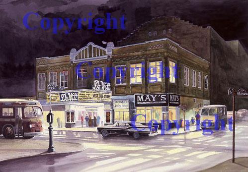 Dewitt Theater In Bayonne Nj Cinema Treasures